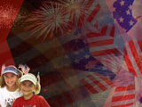 July 4th, Independence Day PowerPoint Templates
